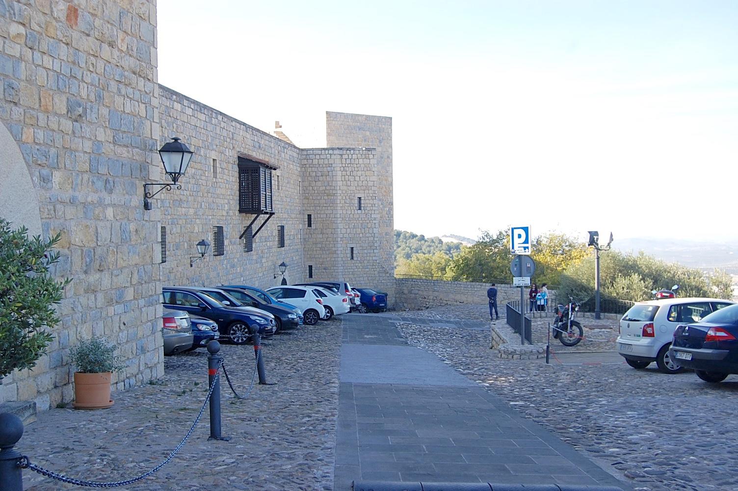Castillo de Santa Catalina: a castle in Jaén - A World of