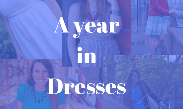 year in dresses