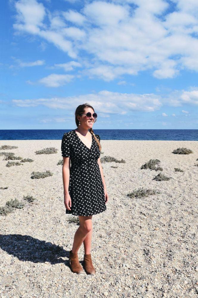 beaches of Almeria