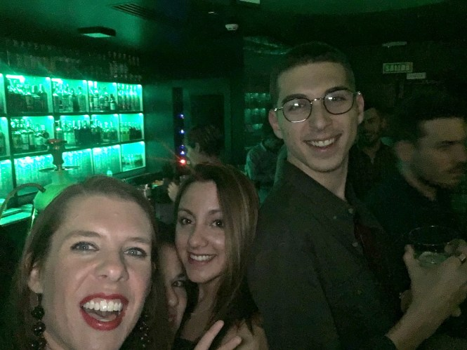 night out in Spain