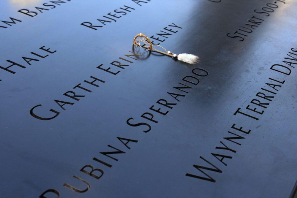 9 11 memorial i New York City, USA