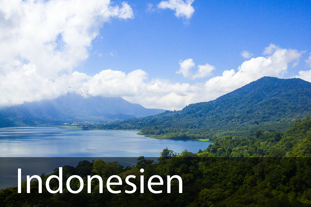 rejseinspiration til Indonesien