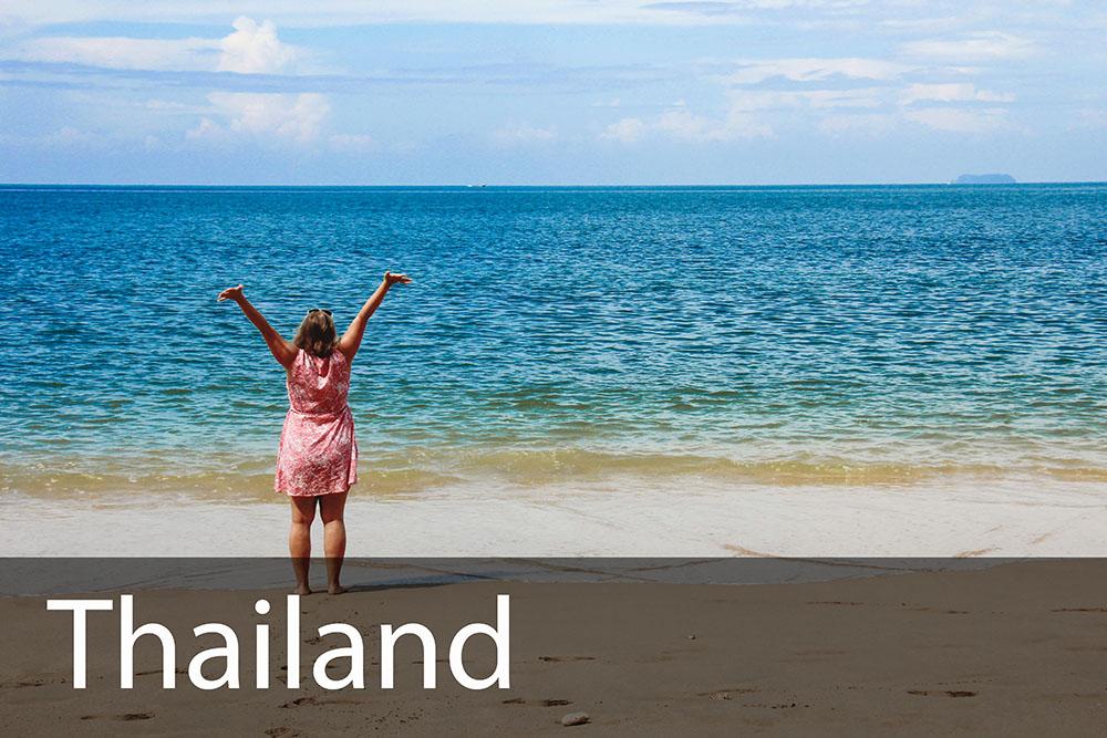 rejseinspiration til Thailand