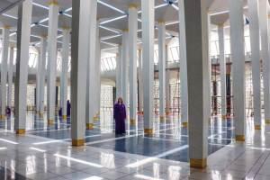 Masjid Negara – den nationale moské, KL