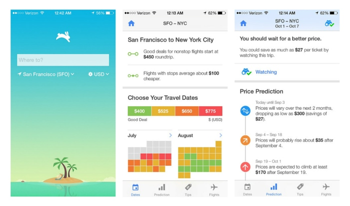 Apps to Download Before an International Trip_Hopper