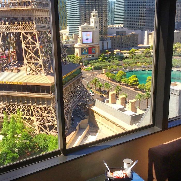 Las Vegas_Paris Hotel_Bellagio