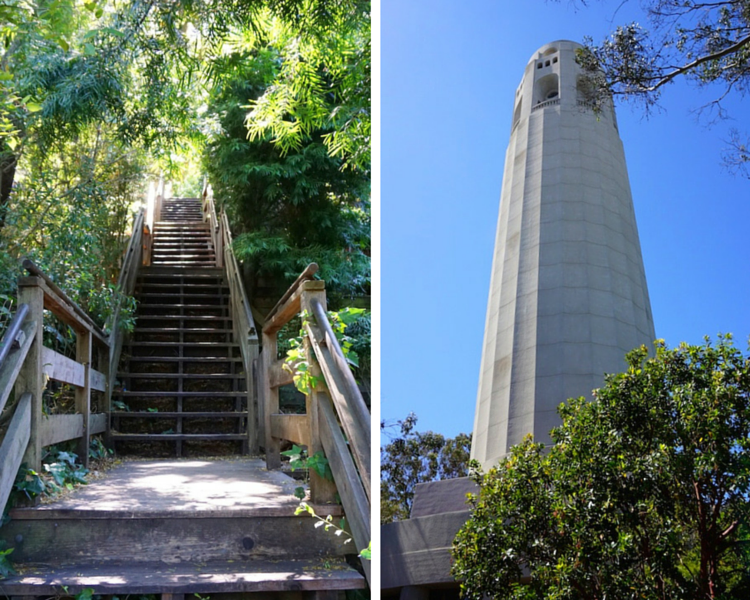 Things to Do in San Francisco_Coit Tower Climb