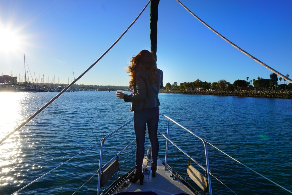 Southwest Companion Pass_Sailing with San Diego Sailing Tours