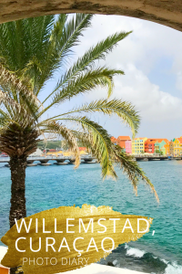 Pin this Photo on Pinterest: Willemstad Curacao Photo Diary