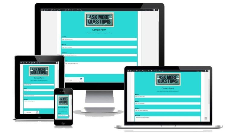 Contact Form WordPress plugin