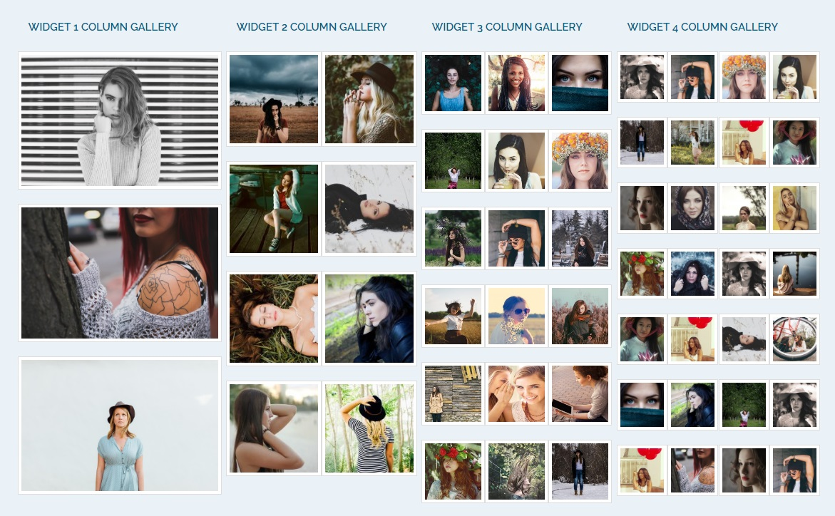 Image Gallery – A Responsive Gallery