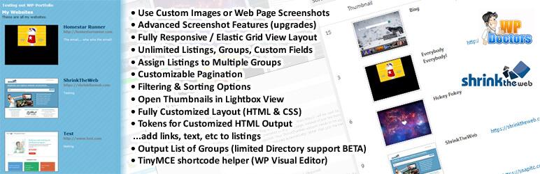 WordPress Portfolio Plugin WP Portfolio
