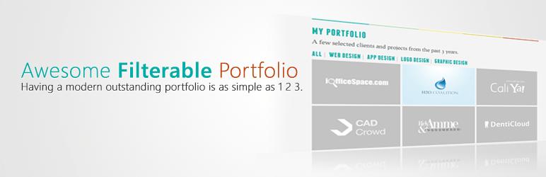 Awesome Filterable Portfolio