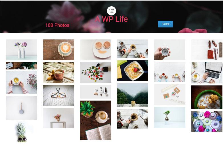 Flickr-Album-Gallery-Widget-Shortcode