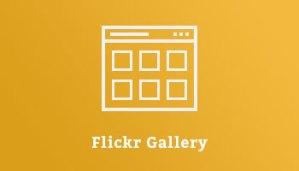 Flickr Gallery WordPress Plugin