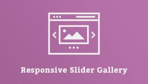 Responsive Slider Gallery WordPress Plugin