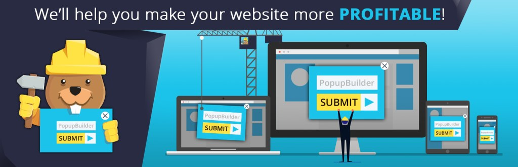 Popup Builder – Responsive WordPress Popup – Subscription & Newsletter