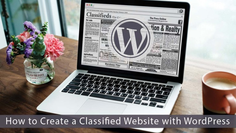 How to Create a Classified Website with WordPress