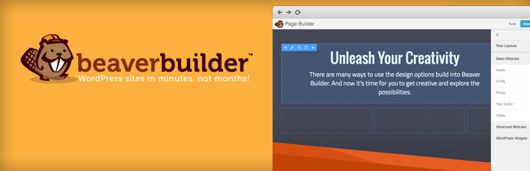 beaver - landing page builder