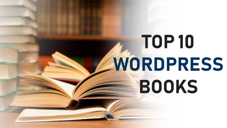Top 10 WordPress Books To Start Learning