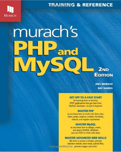 Murachs PHP and MySQL
