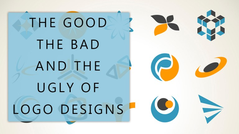 The Good, The Bad And The Ugly Of Logo Designs