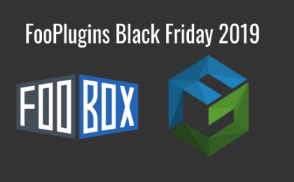 FooGallery Black Friday Discount Coupon