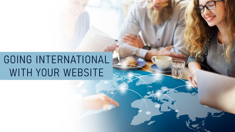 Going International With Your Website