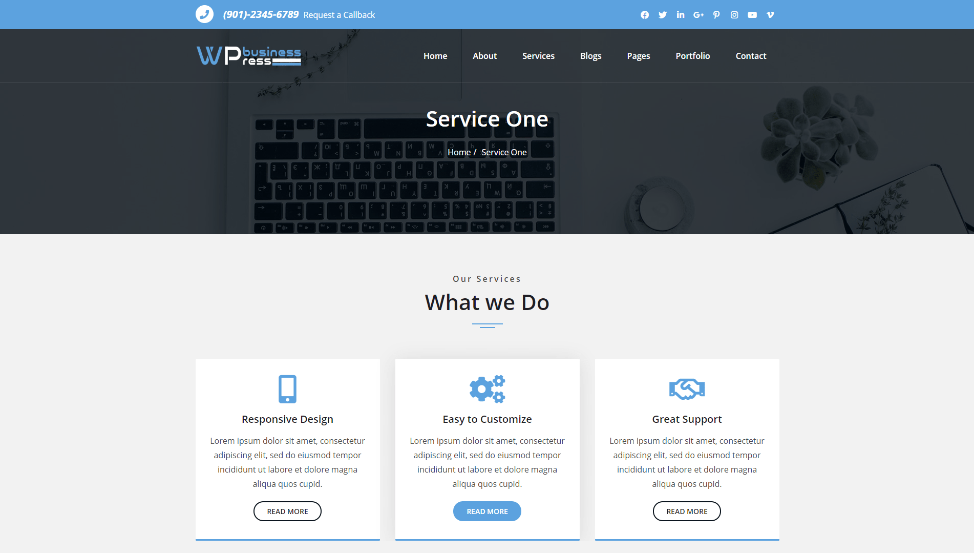 Service One