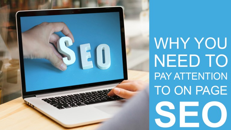 Why You Need To Pay Attention To On Page SEO