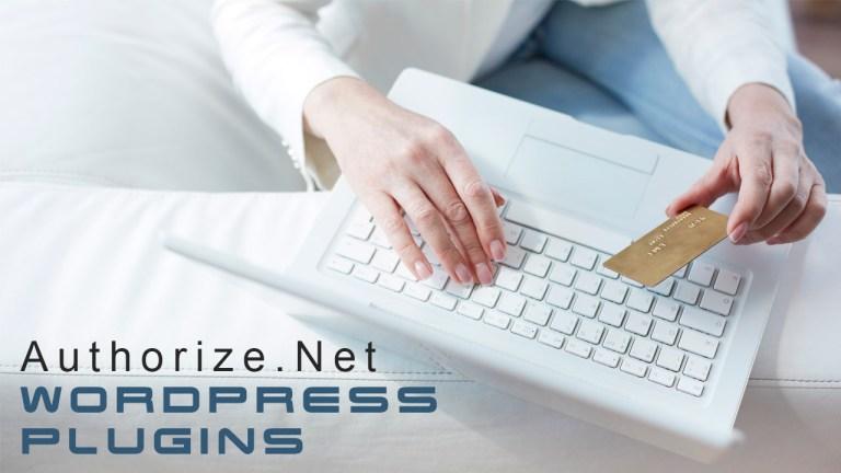 5 Best Authorize.Net WordPress Plugins