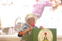 Her Excellency, Patience Jonathan