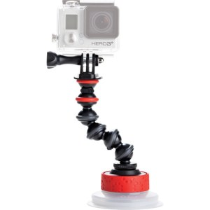 Multi Action Suction Mount