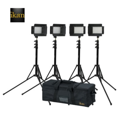 Ikan KIT WITH 4 X ILED312-V2 Kit Lights Ikan
