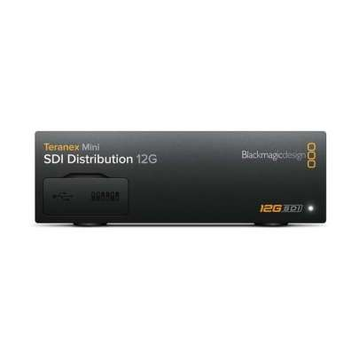 Blackmagic Teranex Mini – SDI Distribution 12G Pro Video Black Magic