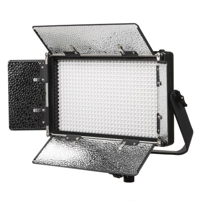 Ikan RAYDEN HALF X 1 DAYLIGHT STUDIO LIGHT W/ DMX CONTROL Continuous Lighting Ikan
