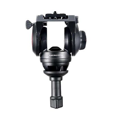 Manfrotto MVH500A Fluid Drag Video Head with MVT502AM Tripod and Carry Bag uncategorized Manfrotto
