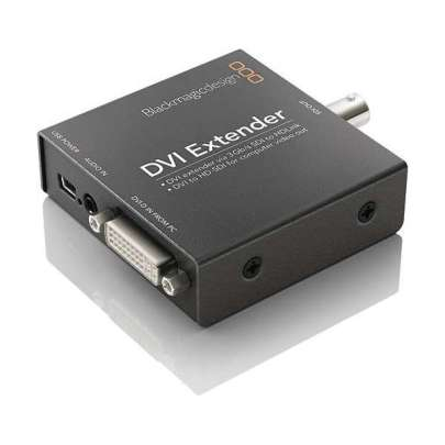 Blackmagic Design HDLEXT-DVI DVI Extender Pro Video Black Magic