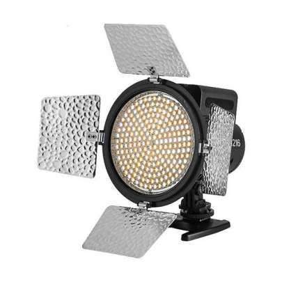 Yongnuo Yn-216 Variable-Color On Camera Lights Led Lighting