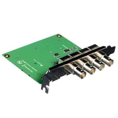 Blackmagic Design Decklink Quad 3G-SDI Mezzanine Card for Decklink 4K Extreme 12G Post Production Black Magic
