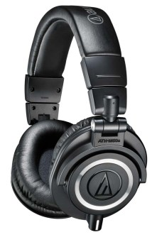 Audio Technica Pro Studio Headphone ATH-M50X Audio audio