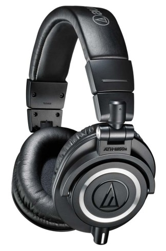 Audio Technica Pro Studio Headphone ATH-M50X Pro Audio audio