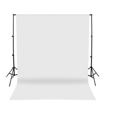 Promage Backdrop – WOB2002 3*6M White Color Background Materials & Equipment Lighting