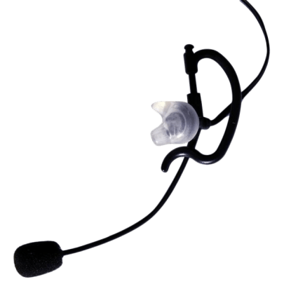 Yapalong Headset – Boom Mic Iii (Open Mic) Communications & IFB Intercom Headset