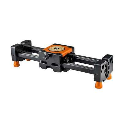 E-Image ES35 Slider with 17.3″ Sliding Range and Adjustable Feet (13.8″) Pro Video E-Image