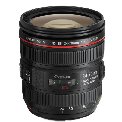 Canon EF 24-70mm f/4L IS USM Lens Lenses Canon