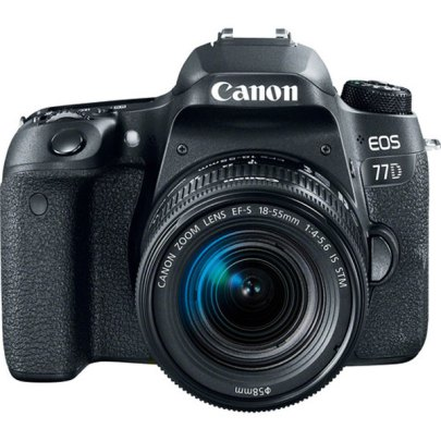 Canon EOS 77D DSLR Camera with 18-55mm Lens Dslr Camera Canon
