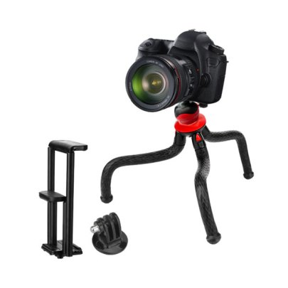 Promage UFO Flexible Tripod PM103 With Ball Head Pro Video Photography