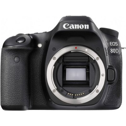 Canon EOS 80D DSLR Camera (Body Only) Dslr Camera Canon