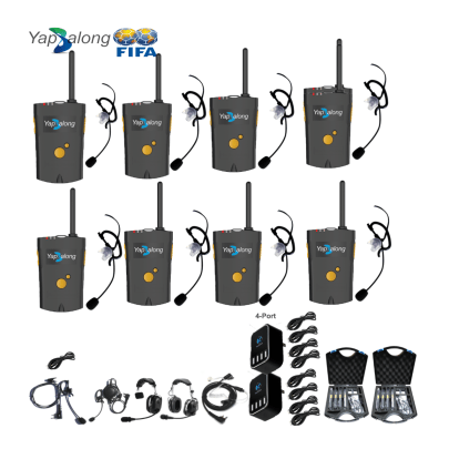 Yapalong 4000 (8-User) Complete Set Communications & IFB Intercom Systems